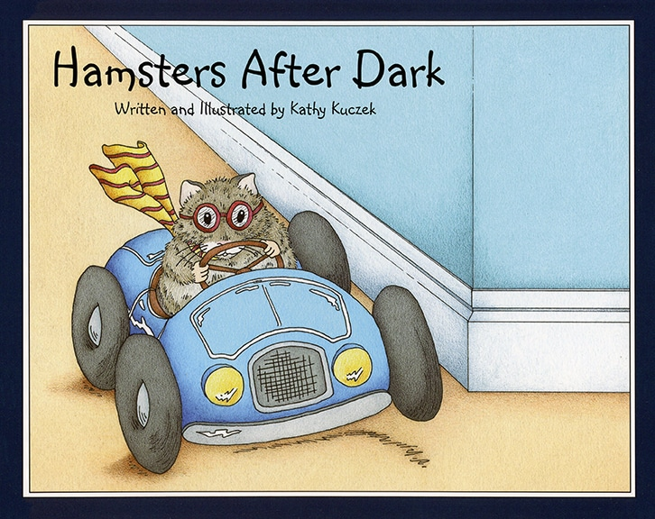 Hamsters After Dark