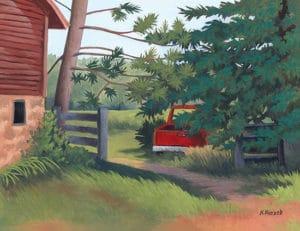 Big Red Wysocki Farm
