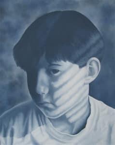 Traditional Portrait - Twelve
