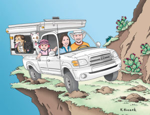 Family Portrait - Extreme off road'n
