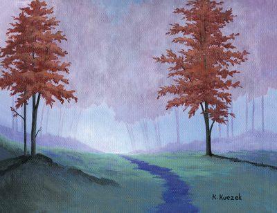 Lavender mist 2