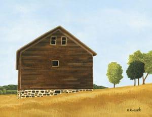 Waucedah Barn