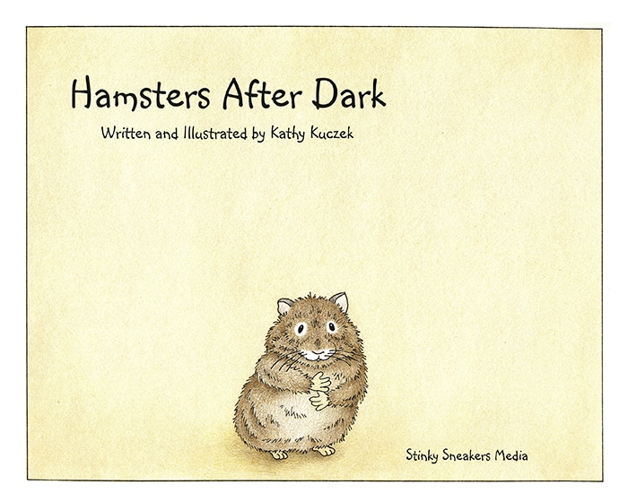 Hamsters After Dark Title Page