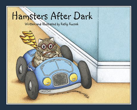 Hamsters After Dark childrens book