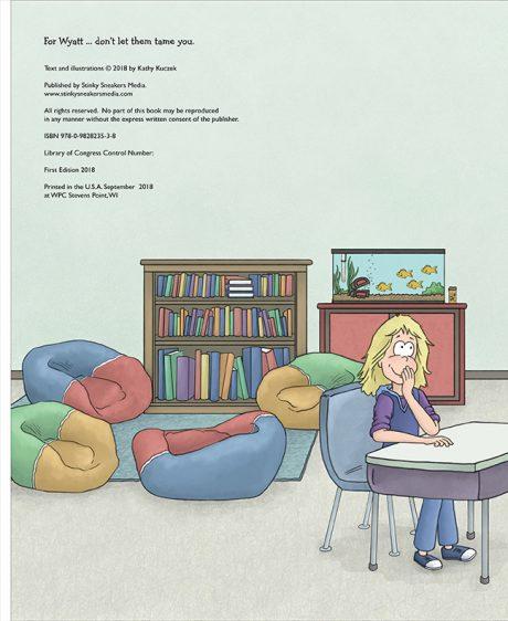Alpaca Book classroom pg 2