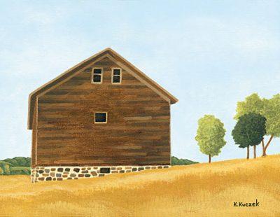 Faithorn Barn